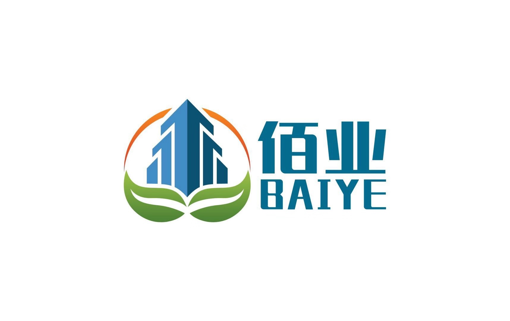 廣州佰業企業管理有限公司LOGO