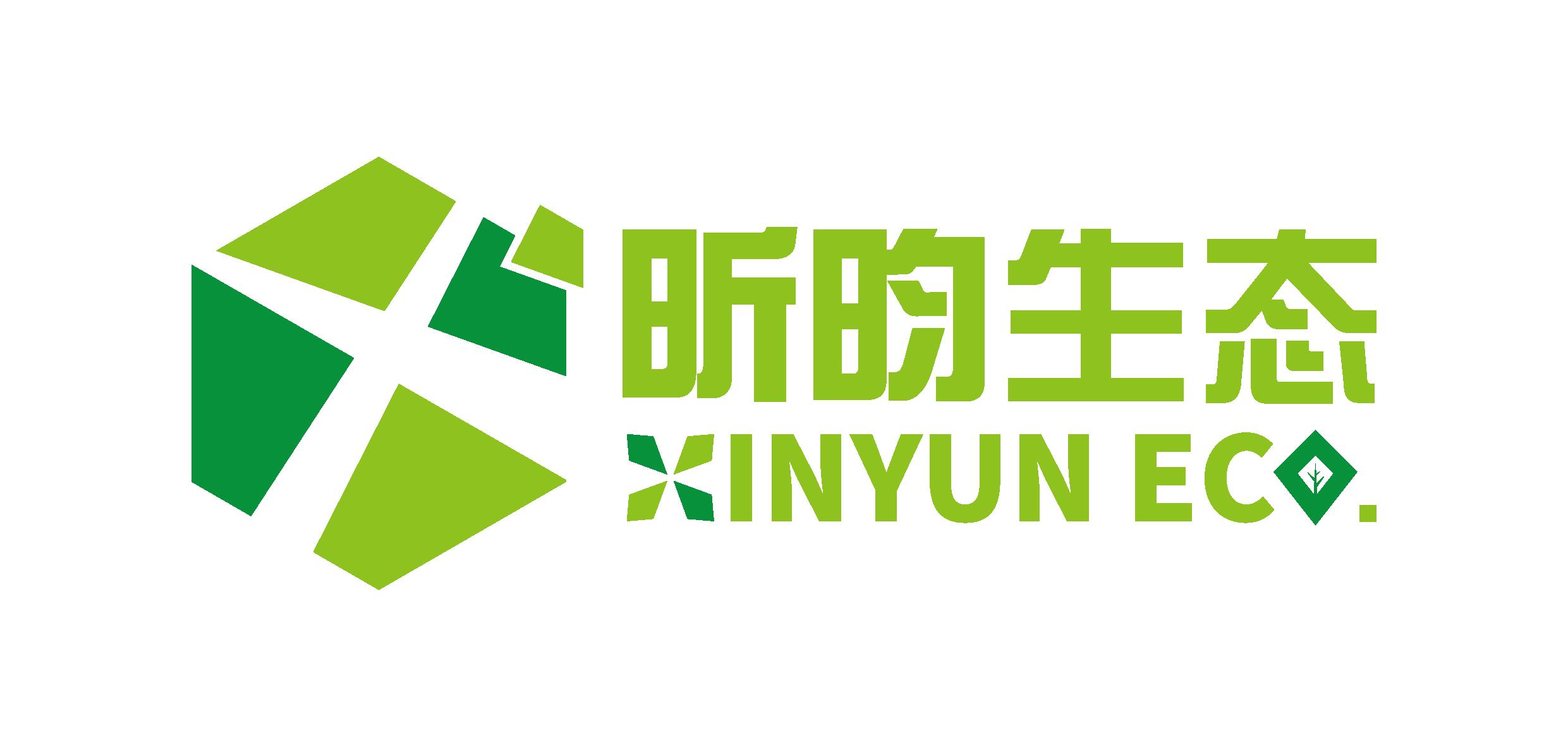 深圳昕昀生態科技有限公司LOGO